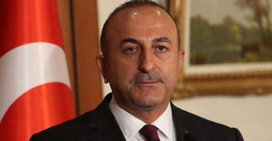 Çavuşoğlu: 'Kara operasyonu dahil tüm imkanlarımızı kullanırız'