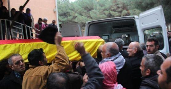 Cenazeyê Dag ê YPG'yî anîn Rihayê