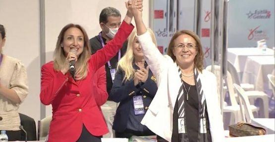 CHP Kadın Kolları Kurultayı: Yeni genel başkan Aylin Nazlıaka