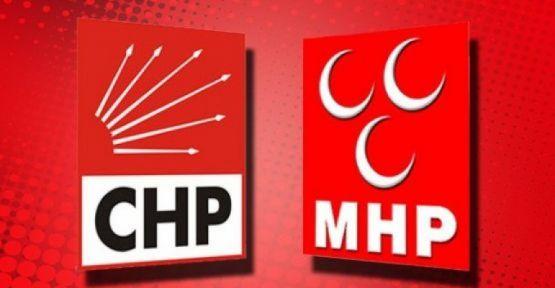 CHP ve MHP arasında rapor tartışması