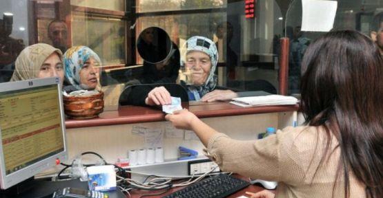CHP'den emekli ikramiyesi bin 500 TL olsun teklifi