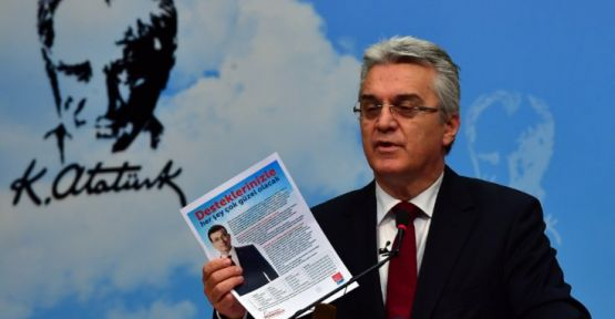 CHP'den İmamoğlu'nun seçim kampanyası için bağış çağrısı