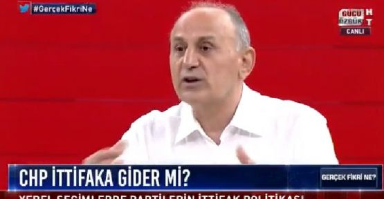 CHP'li Çiçek: Kriterlerimize uyan HDP'lileri CHP'den aday gösterebiliriz