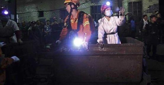 Çin'de madende gaz sızıntısı: 18 işçi yaşamını yitirdi