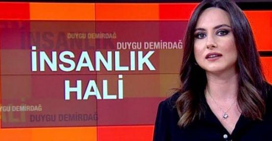 CNN Türk'te Duygu Demirdağ ile yollar ayrıldı
