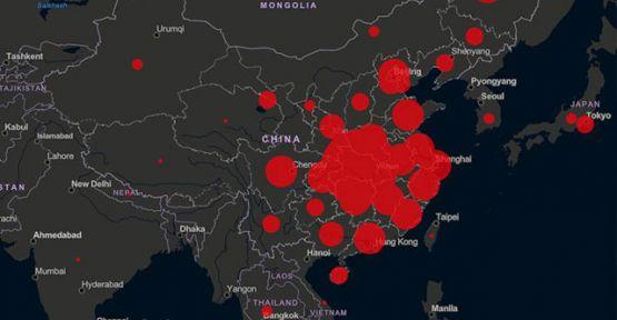Covid-19 (koronavirüs) salgınında ölü sayısı 2801'e yükseldi