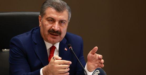 Covid-19 salgını: Türkiye'de 17 kişi daha öldü, 982 yeni vaka tespit edildi