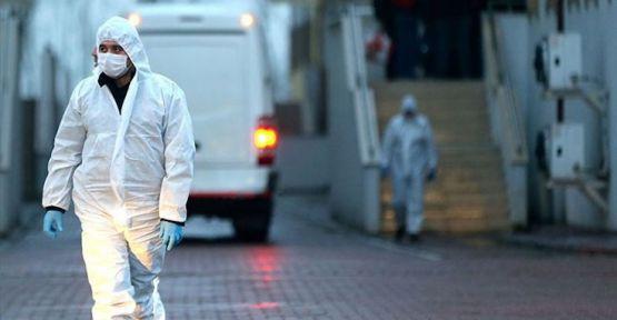 Covid-19 salgını: Türkiye'de 57 kişi daha vefat etti