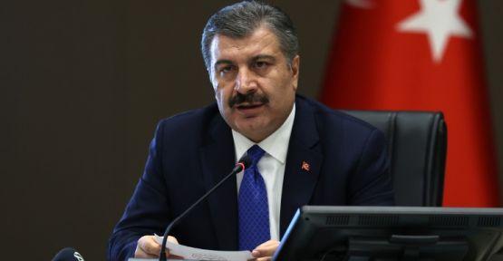 Covid-19 salgını: Türkiye'de ölü sayısı 4 bin 729'a çıktı