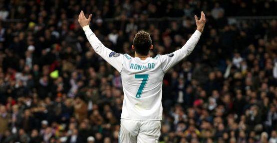 Cristiano Ronaldo dizi yapacak