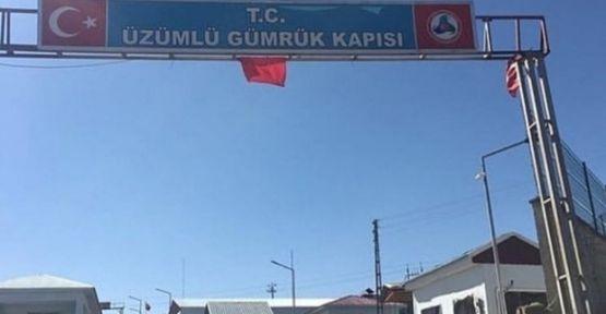 Çukurca Üzümlü Sınır Kapısı tekrar hizmete açıldı