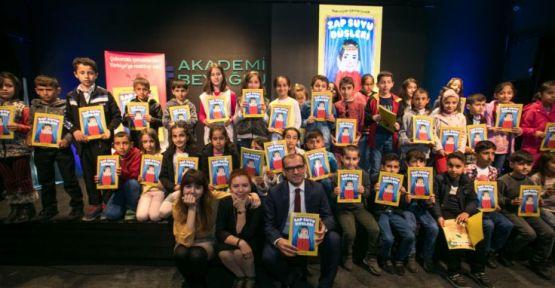 Çukurcalı 37 Çocuğun Hayali Kitap Oldu!