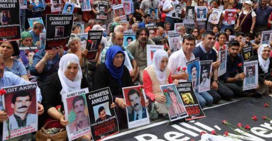 Cumartesi Anneleri: OHAL değil acil demokrasi istiyoruz