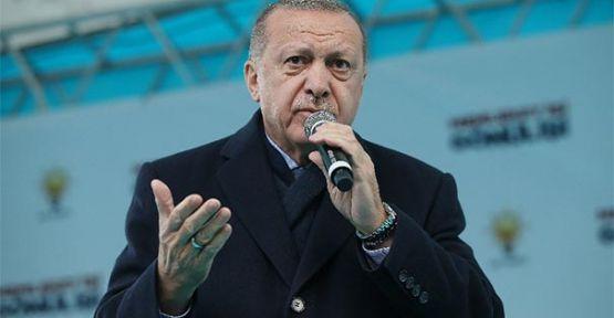Cumhurbaşkanı Erdoğan: Hakkari'yi çok daha ileriye taşıyacağız