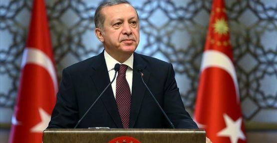 Cumhurbaşkanı Erdoğan'dan korona virüsü ile ilgili sesli mesaj