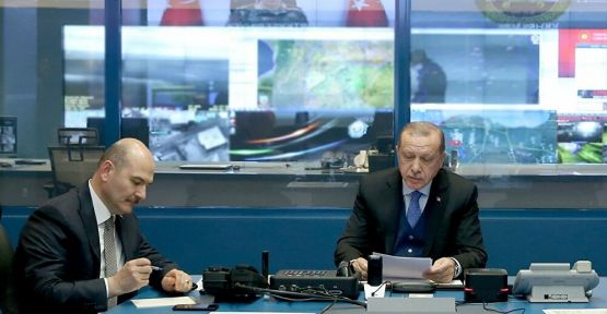 Cumhurbaşkanlığı: Soylu'nun istifası kabul edilmedi