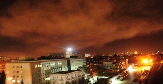 Dakika dakika Suriye saldırısı: İlk füze kaçta atıldı, kim ne dedi?