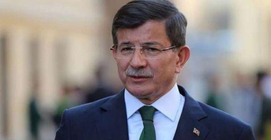 Ahmet Davutoğlu: Allah yolumuzu açık eylesin