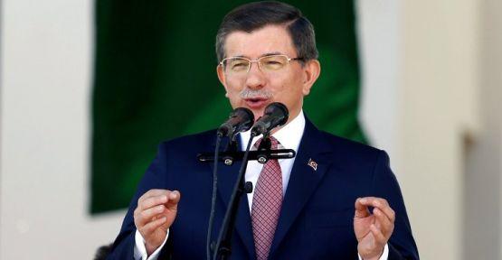 Davutoğlu cuma günü basın toplantısı düzenleyecek
