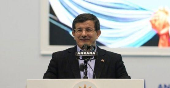 Davutoğlu: Demokratik siyasetin önü açılacak
