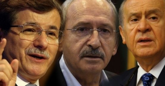Davutoğlu: MHP ve CHP'li vekillere de bakanlık teklifi götüreceğim