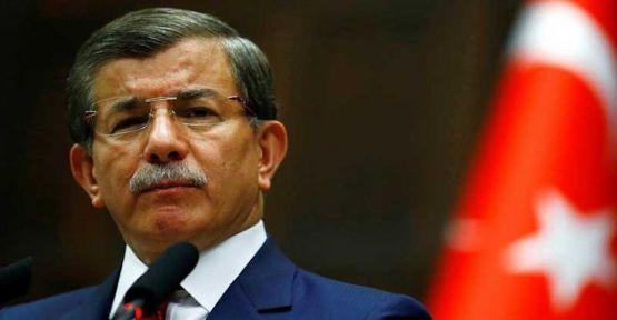 Davutoğlu'ndan Erdoğan'a çağrı: Böyle itham karşında sessiz kalmamalı