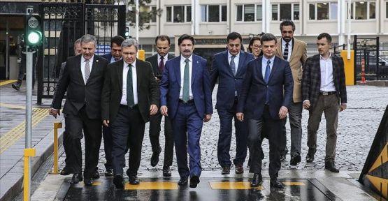 Davutoğlu'nun 'Gelecek Partisi'nin kurucuları