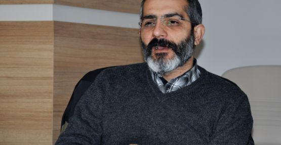 DBP Dersim İl Eşbaşkanı Ergin Doğru : 'Tek seçenek Öcalan'dır'