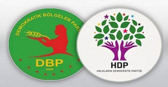DBP ve HDP'liler Silvan'a hareket etti