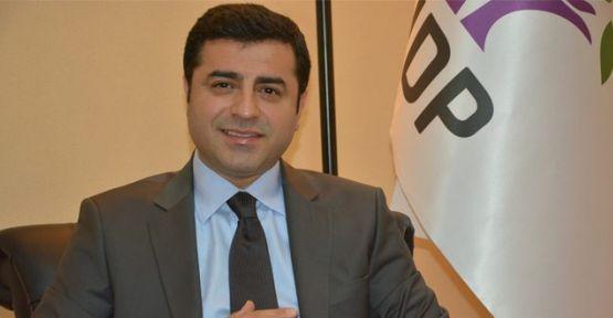 Demirtaş, AKPM başkanı ile görüştü