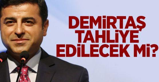 Demirtaş için tahliye ve TRT başvurusu!