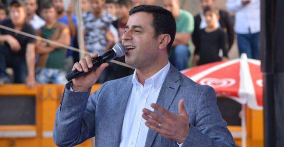 Demirtaş: MHP'li bir koalisyonda yer almamız mümkün değil