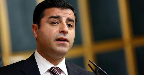 Demirtaş: Paket reformla düzelmez, geri çekilmeli