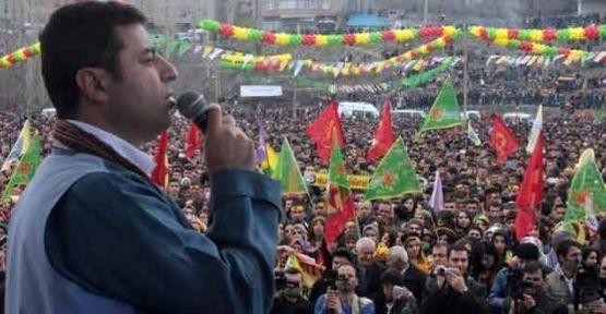 Demirtaş: 'Sana minnetimiz yok bu sorunları biz çözeceğiz'