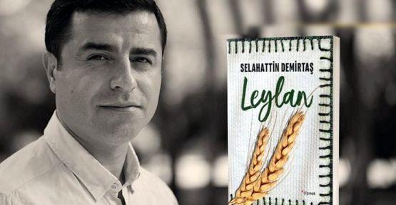 Demirtaş'ın 'Leylan' romanına yayınevlerinden destek