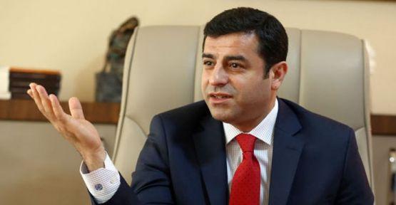 Demirtaş'tan Perinçek'e: Siz kazanırsanız HDP'yi biz kapatırız!