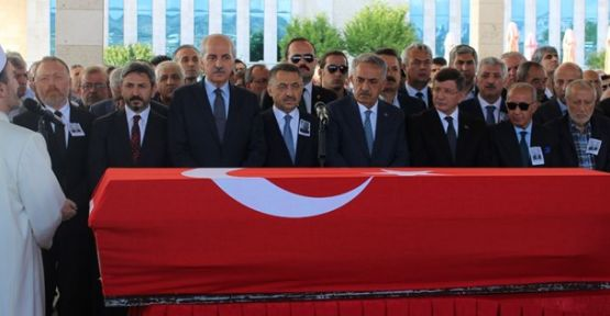 Dengir Mir Mehmet Fırat toprağa verildi
