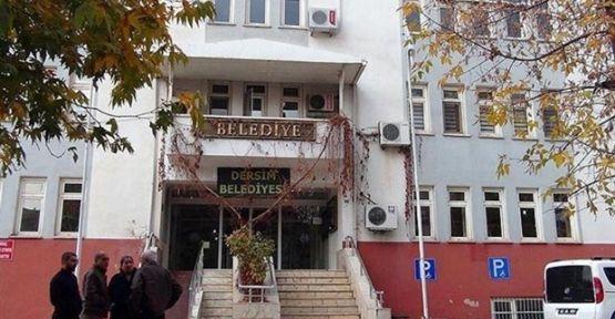 Dersim Belediye Başkanı Fatih Mehmet Maçoğlu'ndan haciz açıklaması