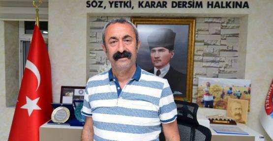 Dersim Belediye Başkanı Maçoğlu: İlk güne göre daha iyi hissediyorum