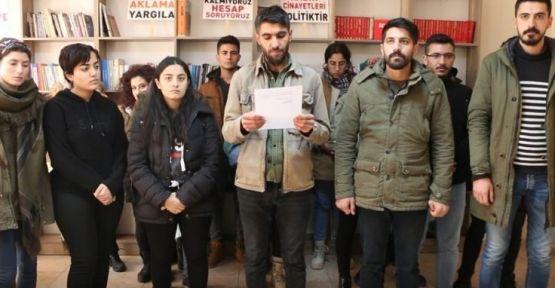 Dersim'de gözaltına alınan öğrenciler açlık grevine başladı