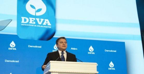 DEVA'dan Türk Lirası için 10 çözüm önerisi