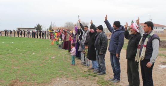Di roja 176'an de YPG/YPJ hat silavkirin