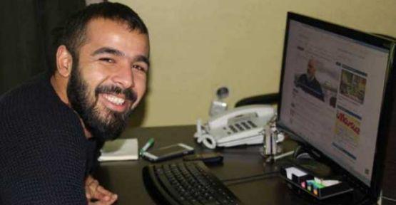 DİHA muhabiri Nuri Akman tahliye edildi