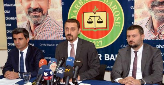 Diyarbakır Barosu'ndan Soylu hakkında suç duyurusu