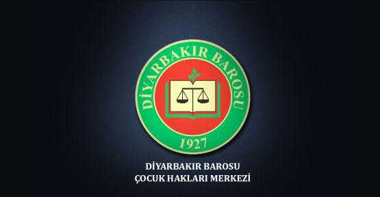 Diyarbakır Barosu'nun istismar raporu Meclis'e taşındı