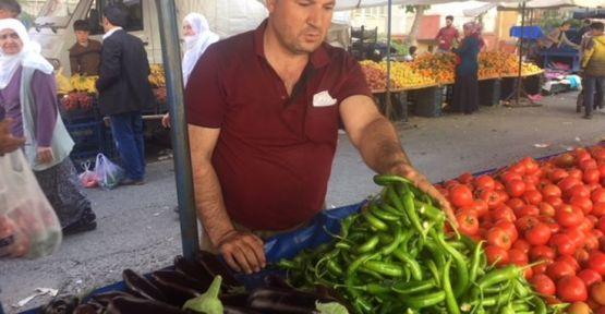 Diyarbakır pazarında erken seçim sohbeti