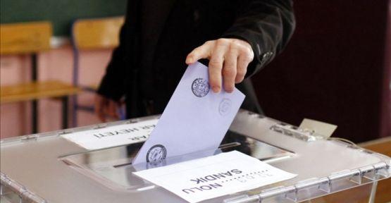Diyarbakır'da 15 bin seçmenin sandığı taşındı