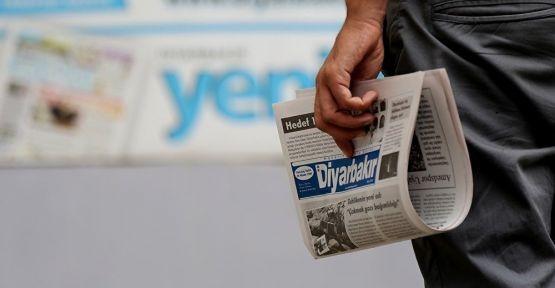 Diyarbakır'da gazeteler pazar günleri çıkmayacak