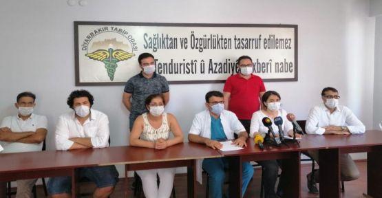 'Diyarbakır'da günlük korona vaka sayısı 300'ün üzerinde'