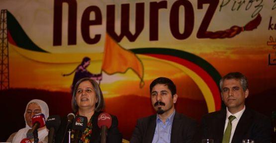 Diyarbakır'da Newroz kutlamasına çağrı
